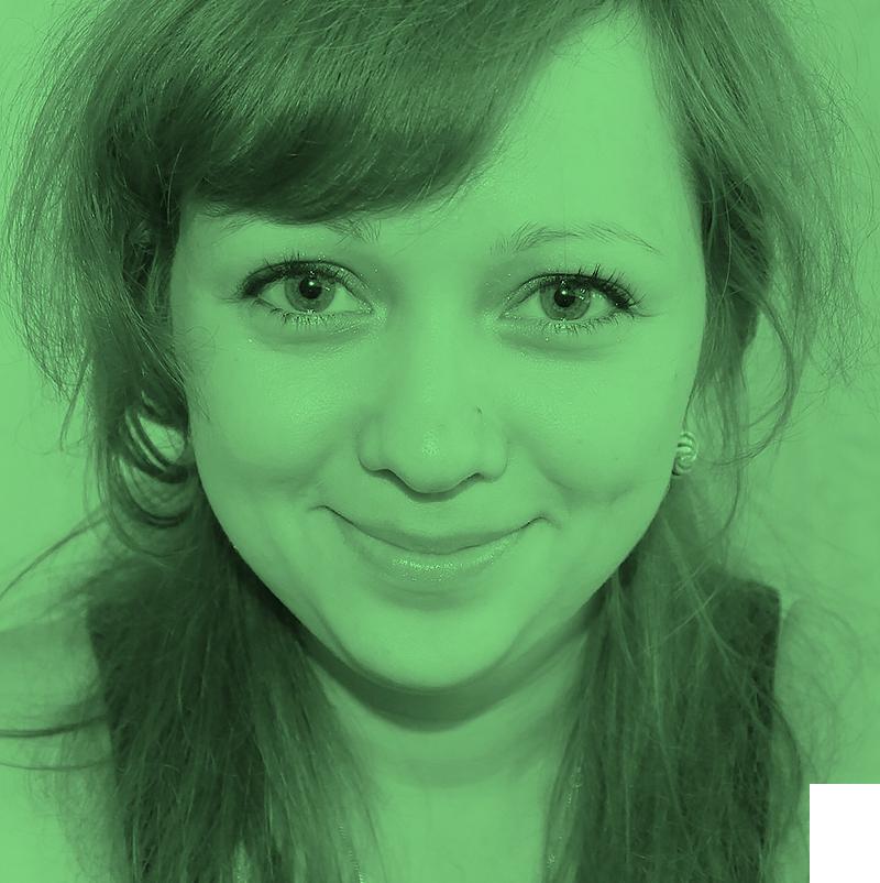 Лиза Полякова. Дизайнер, художник, руководитель ИА «PoliArt».